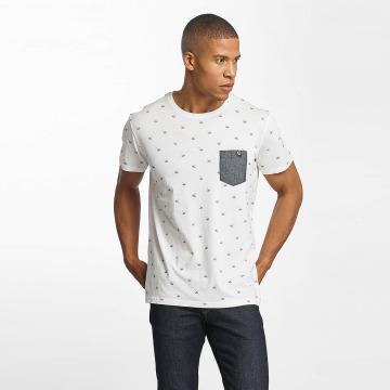 Solid T-Shirt Joby blanc