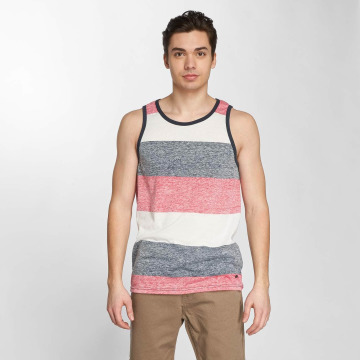 Solid Tanktop Nym rood