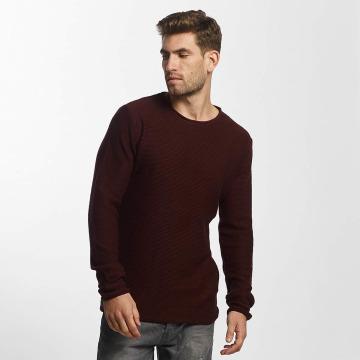 Solid trui Jarah Knit rood