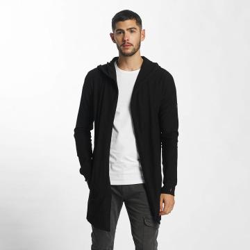 Solid vest Katone zwart