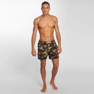 Solid Zwembroek Hector Swim camouflage