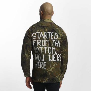 Soniush Демисезонная куртка Started камуфляж