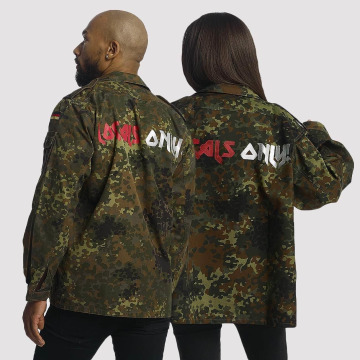 Soniush Overgangsjakker Defshop Exclusive Locals Only! camouflage