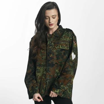 Soniush Übergangsjacke Club camouflage