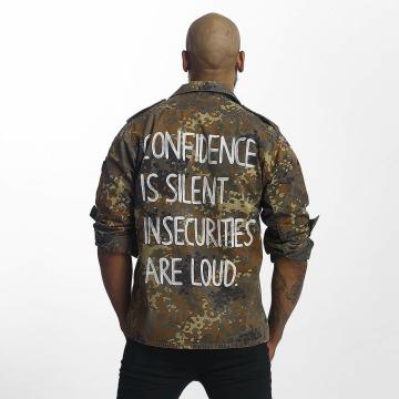Soniush Übergangsjacke Confidence camouflage