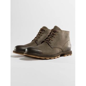 Sorel Boots Madson Chukka Waterproof brown