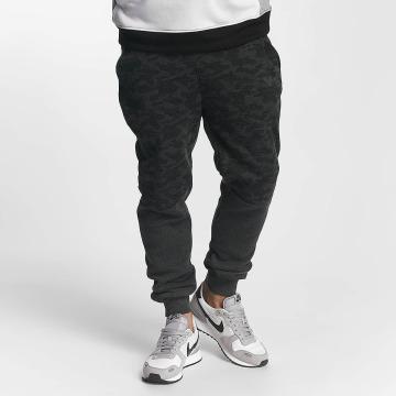 Southpole Спортивные брюки Camo Block серый