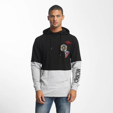 Southpole Hoodie Patch black