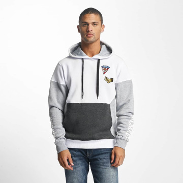 Southpole Hoodie Patch white