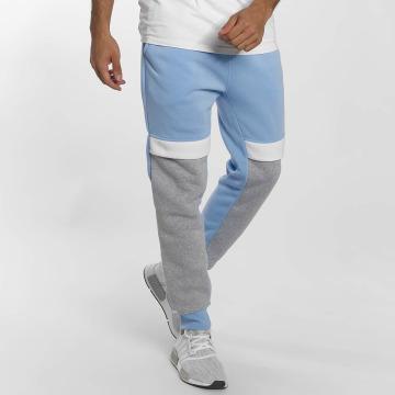 Southpole Jogging kalhoty Anorak Fashion modrý