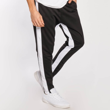 Southpole Jogging Contrast Side Panel noir