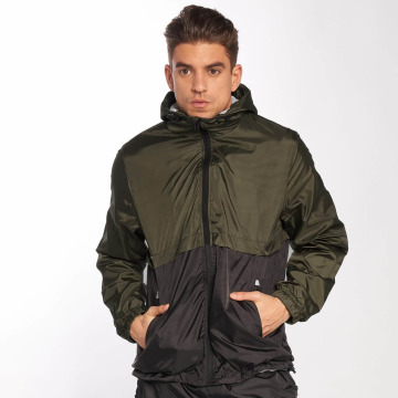 Southpole Lightweight Jacket Wind Series olive