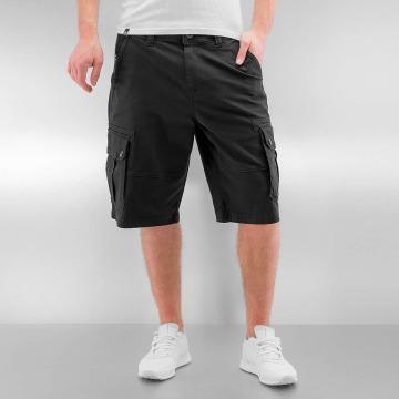 Southpole Pantalón cortos Flex negro