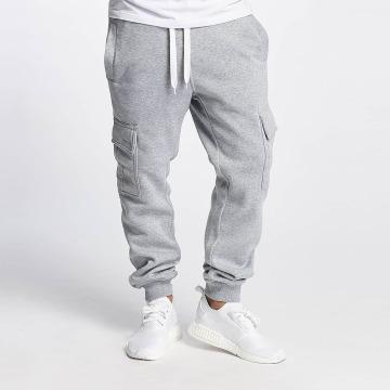 Southpole Pantalón deportivo Basic Fleece Cargo gris