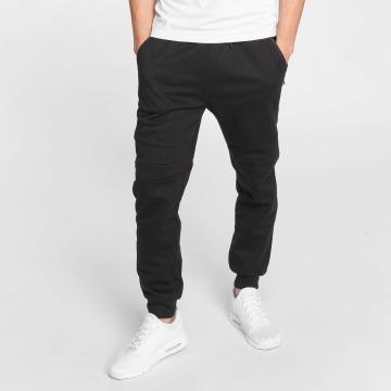 Southpole Pantalón deportivo Tech Fleece negro
