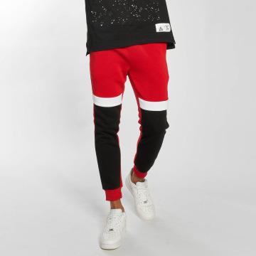 Southpole Pantalón deportivo Anorak rojo