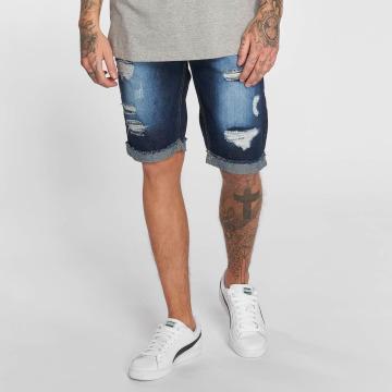 Southpole Shorts Denim blu