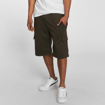 Southpole Shorts Tech Fleece olive