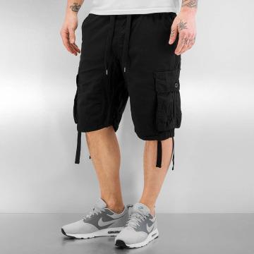 Southpole Shorts Broome schwarz