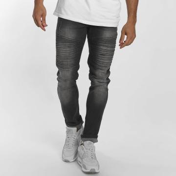 Southpole Slim Fit Jeans Menelaos black