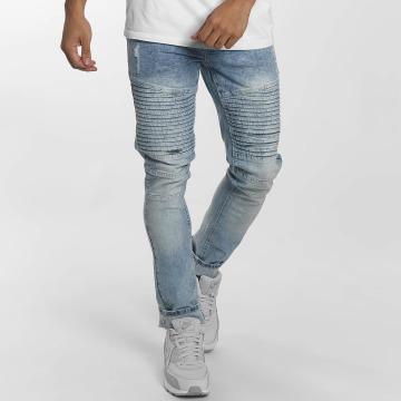 Southpole Slim Fit Jeans Menelaos modrá