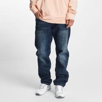 Southpole Straight Fit Jeans Slim blå