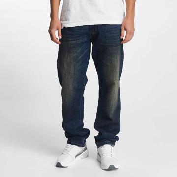 Southpole Straight Fit Jeans Slim blau