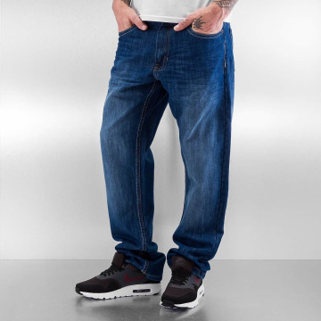 Southpole Straight Fit Jeans Deacon blue