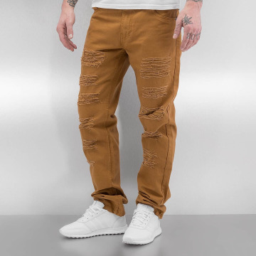 Southpole Straight Fit Jeans Slim braun
