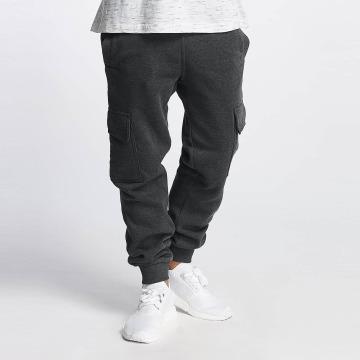 Southpole Sweat Pant Basic Fleece Cargo grey