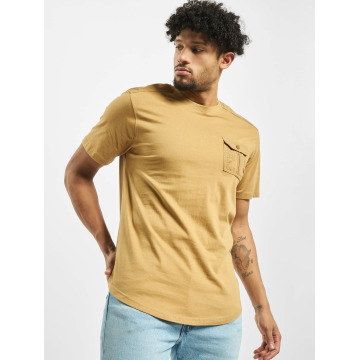 Southpole T-skjorter Whyalla beige
