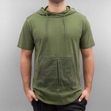 Southpole T-skjorter Scallop oliven