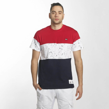 Southpole T-skjorter Run The Block red