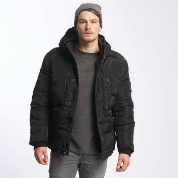 Southpole Winter Jacket Bubble black