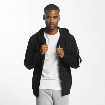 Southpole Zip Hoodie Utility black