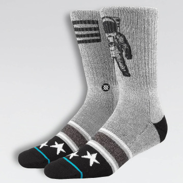 Stance Chaussettes Landed gris