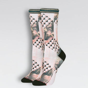 Stance Chaussettes Altitude rose