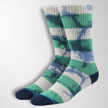 Stance Socken Blue Wells grün