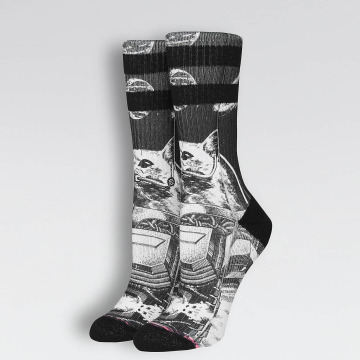Stance Socken Punker Skunker schwarz
