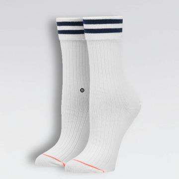 Stance Socken Uncommon Anklet weiß