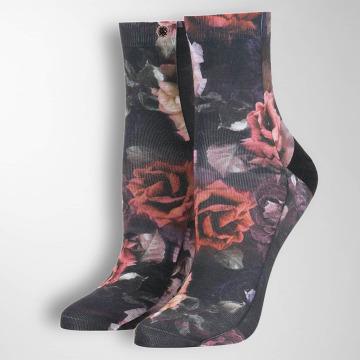 Stance Socks Dark Blooms Anklet black