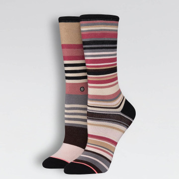 Stance Socks Crescent Crew colored