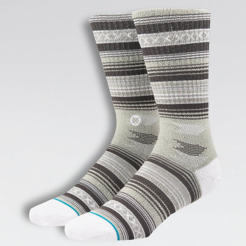 Stance Socks Blue Guadalupe grey