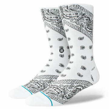 Stance Socks Barrio white