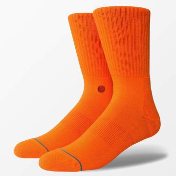 Stance Sokken Icon oranje