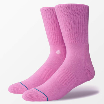Stance Sokken Icon pink