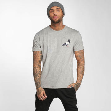 Staple Pigeon T-Shirt Pocket gray