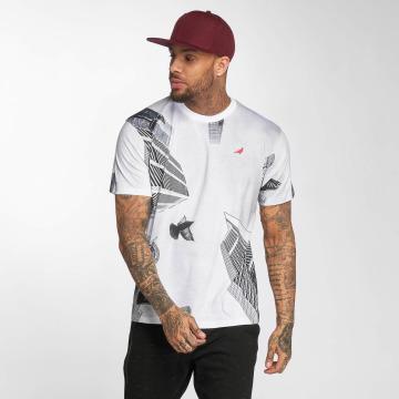 Staple Pigeon T-Shirt City Photo Print weiß