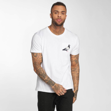 Staple Pigeon T-Shirt Pocket white