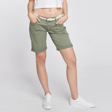 Stitch & Soul Shorts Bermuda verde